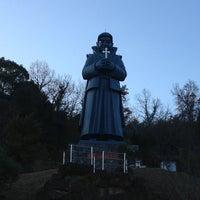 Photo taken at 藍のあまくさ村 by ika_samax on 1/10/2013