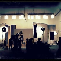 Photo taken at CM Park Set Studio by Terry Bae [. on 7/1/2013