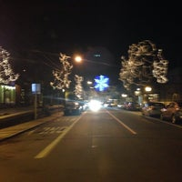 Photo taken at Downtown Bristol by Melissa L. on 12/3/2013