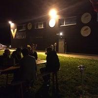 Photo taken at Brasserie De Vezelay by Tat2bu on 10/31/2015