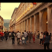 Photo taken at Corso Vittorio Emanuele II by Maurizio M. on 1/16/2013