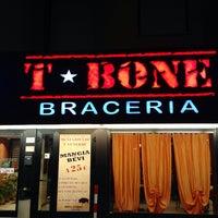Foto scattata a T-Bone Braceria da Maurizio M. il 3/30/2014