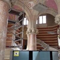Photo prise au Sant Pau Recinte Modernista par Toni S. le2/21/2014