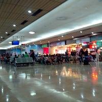 Photo taken at Mactan-Cebu International Airport (CEB) by Jerz B. on 4/16/2013
