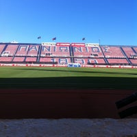 Photo taken at Στάδιο Νέας Σμύρνης by george r. on 9/15/2013