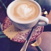 Foto tomada en Cafelito por Dona V. el 1/3/2015