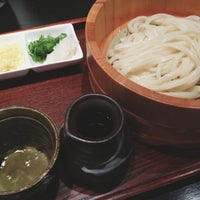 Photo taken at Marugame Monzo by Jessica on 5/3/2013