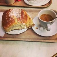 Photo taken at Café Succès by Juho T. on 12/9/2014