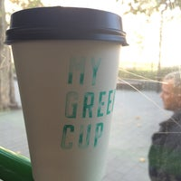 Photo taken at My Green Cup by Bori S. on 11/6/2015