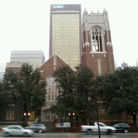Photo taken at First United Methodist Church by Eric W. on 1/8/2013