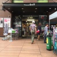 6/7/2015に~KEI~がVictoria Golf 新宿店で撮った写真