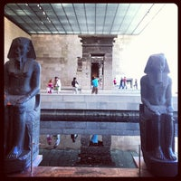 Foto tirada no(a) Temple of Dendur por Michael A. em 6/2/2013