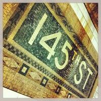Photo taken at 145th Street Bridge by Michael A. on 4/27/2013