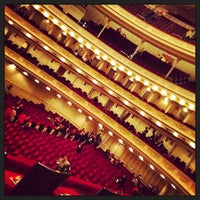 Photo taken at Carnegie Hall by Michael A. on 5/9/2013