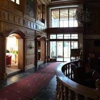 Photo taken at BinderBubi Hotel & Spa by Alex S. on 9/6/2014