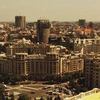 Photo taken at Bucharest by Alex S. on 6/4/2013