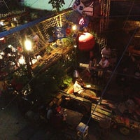 Photo taken at Szimpla Kert by Alex S. on 4/28/2013