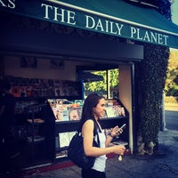 Photo taken at The Daily Planet by Kyle Y. on 6/14/2014