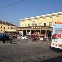 Photo taken at Stazione Bologna Centrale by Fabrizio M. on 10/25/2012