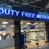 Photo taken at Duty Free Moscow by Yuksel M. on 7/20/2013