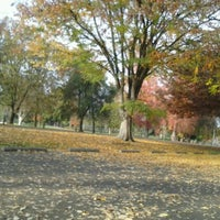 Photo taken at Ancil Hoffman Golf Course by Linda S. on 11/27/2012