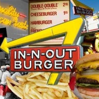 Photo taken at In-N-Out Burger by Oscar V. on 3/9/2013