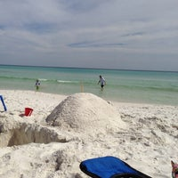 Photo taken at Seagrove Beach by Bonnie S. on 5/13/2013