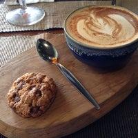 Photo taken at Cafe Voila by Je T. on 9/14/2017