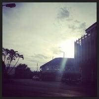 Photo taken at หอนาฬิกา ทุ่งสง by Jittiya N. on 8/10/2013