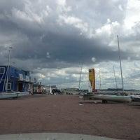 Снимок сделан в Яхт-клуб «Геркулес» пользователем Timothy D. 6/15/2013