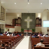 Photo taken at Saint Stephens's Parish by ROY s. on 11/10/2013