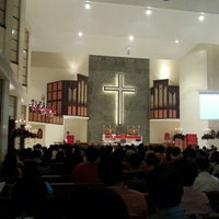 Photo taken at Saint Stephens's Parish by ROY s. on 12/24/2013