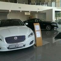 Photo taken at Автоплюс, автосалон Jaguar, Land Rover by Dmitry R. on 6/24/2015