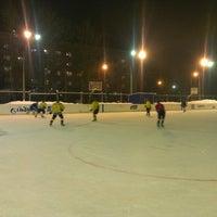 Foto diambil di Стадион «Строитель» oleh Миша М. pada 2/20/2013