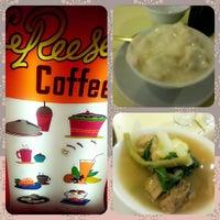 Photo taken at LeReese Coffee by Yen R. on 6/9/2013