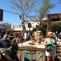 Photo taken at Harambe Village by Laurel M. on 3/16/2013