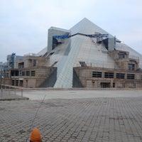 Photo taken at КРК Пирамида by Лейла А. on 11/22/2012