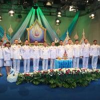 Photo taken at สถานีวิทยุโทรทัศน์แห่งประเทศไทย กรมประชาสัมพันธ์ by สันติธร ย. on 7/19/2017