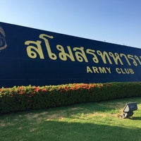 Photo taken at Thai Army Club Viphavadi by สันติธร ย. on 4/4/2016