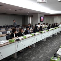 Photo taken at Office of the Ombudsman Thailand by สันติธร ย. on 6/20/2016