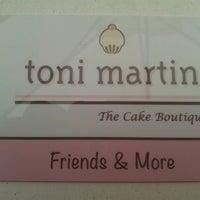 Photo taken at Toni Martin Cupcake Boutique by Anna B. on 3/30/2013