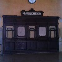 Photo taken at Estación de Cartagena by Juan C. on 8/31/2013