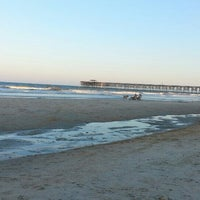 Photo taken at Pawleys Island Beach - 2nd Ave by Brad T. on 6/21/2015