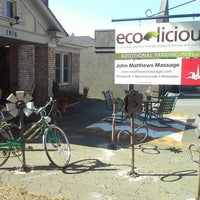 Photo taken at Eco-Licious by Brad T. on 10/27/2013