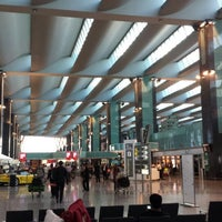 Photo taken at Kempegowda International Airport (BLR) by mbybs on 8/25/2013