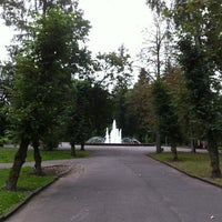 Photo taken at Фонтан в парку Шевченка by Stepan 🙄 on 9/10/2013