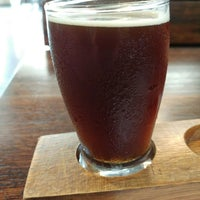 Photo taken at Jolly Pumpkin Pizzeria & Brewery by Pete R. on 8/12/2018