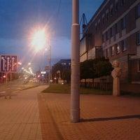 Photo taken at Konzervatoř (bus) by Ladislav V. on 7/26/2016