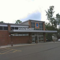 Photo taken at Aldi by Holly S. on 7/8/2013