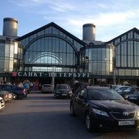 Photo taken at Ladozhsky Railway Station by Аня К. on 6/5/2013